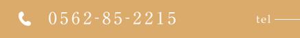 0562-85-2215 tel